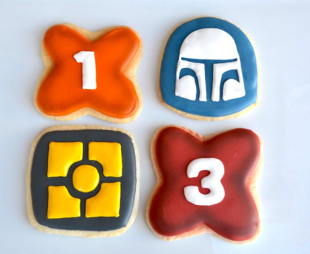 Cake Recipes Destiny 2: Star Wars Destiny Cake And Cookies